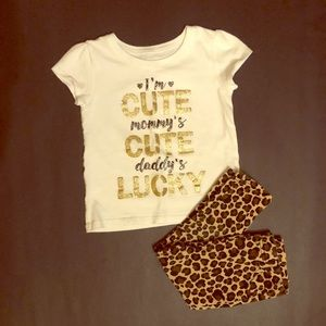 Size 12M top & bottom